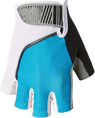 Madison Sportive Womens Fingerless Cycling Gloves - Blue • 14.49£