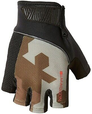 Madison Sportive Mens Fingerless Cycling Gloves - Green • 14.49£