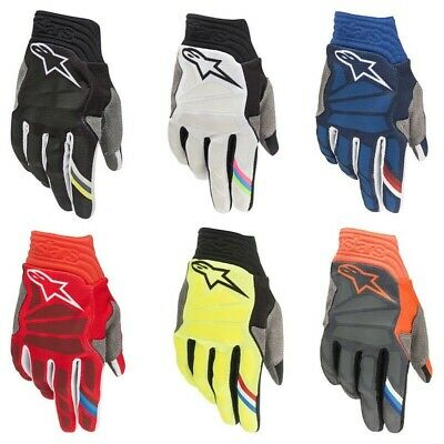 2017 Alpinestars Cycling Motorcycle Riding Racing KTM Troy Lee Designs Gloves • 12.99£