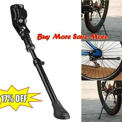 Bicycle Adjustable Alloy Stand Side Kick Road Bike SHUK Side Kickstand New • 3.99£