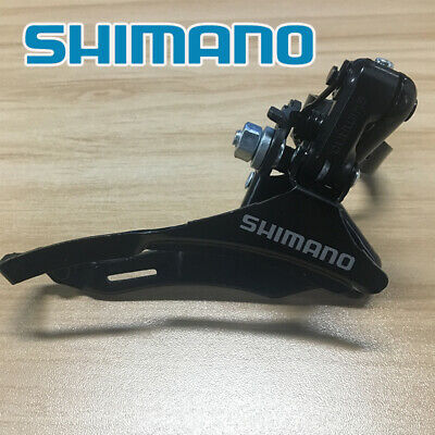 Shimano Tourney FD-TZ30 6/7 Speed Bike Bicycle Front Derailleur 31.8mm Top-Pull • 7£
