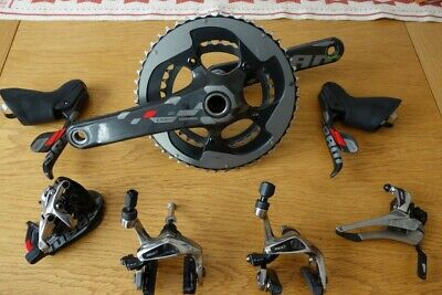 SRAM Red 22 Mechanical Groupset 2015, Used, Good Condition • 145£
