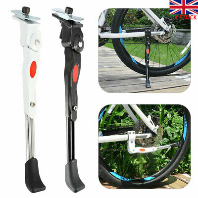 Mountain Bike Kick Stand Cycle Adjustable Rubber Foot Heavy Duty Prop Bicycle UK • 7.17£