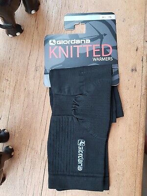 NEW Giordana Knitted Knee Warmers. S/M • 11.95£
