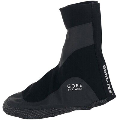 Gore Bike Wear Road Thermo Mens Cycling Overshoes - Black • 22.99£