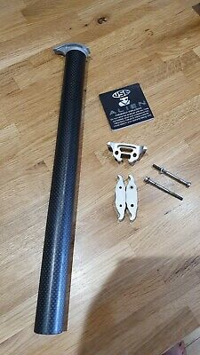 Ultimate Use Alien Carbon Seatpost 27.2 320mm • 19.99£