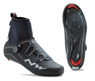 Northwave Flash GTX Winter Cycling Boots - Black • 153.99£