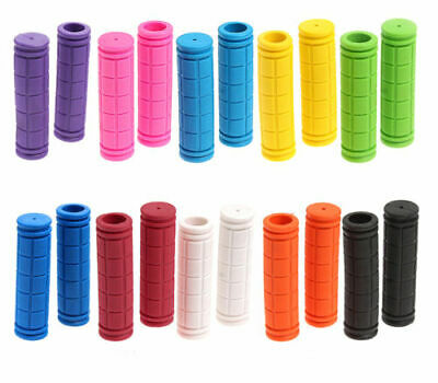 Soft MTB BMX Cycle Road Mountain Bicycle Scooter Bike Handle Bar Grips Graden • 2.99£