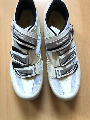 Shimano WR35 White Women's Cycling Shoe Size EU 41 Shimano WR35 Cycling Shoe • 30£