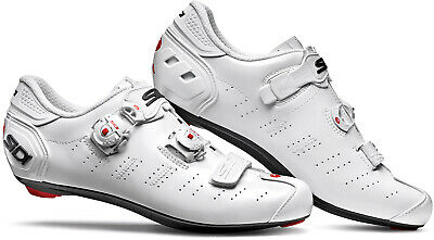 Sidi Ergo 5 Road Cycling Shoes - White • 183.99£