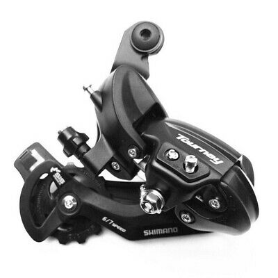Shimano-Tourney-RD-TY300-6-7-Speed-Rear-Derailleur-Bracket-Fit-Replaces-TX35-UK • 11.22£