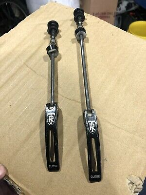 Ritchey Skewers Black Pair Front And Rear Quick Release Qr 9mm • 14.70£