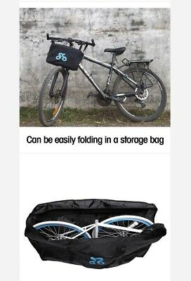 """26""""-29"""" Rockwell Bicycle Transport Carrier Storage Bag. Still In Packaging • 12£"""