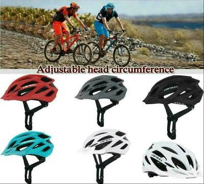 CAIRBULL 22 Holes Cycling Bicycle Mens Road Mountain Bike Black Safety Helmet • 12.99£