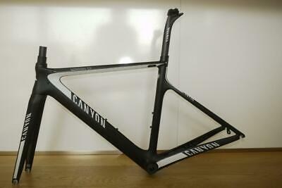 Near Mint Canyon Aeroad Cf F10 Carbon Frame / Forks Very Good Condition Size Xs • 799£