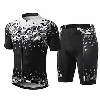Padded Cycling Shorts / Top For Men, Breathable, Stretchy • 59.32£