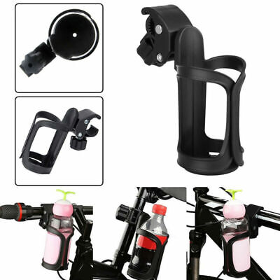 Bike Cup Holder Cycling Beverage Water Bottle Cage Mount Drink Bicycle Handlebar • 3.99£