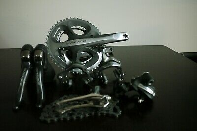 Lovely Dura Ace 7900 10 Speed Groupset In Very Good Condition Works Perfectly • 609£