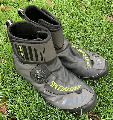 Specialized Defroster Road Boots,size 43. • 100£