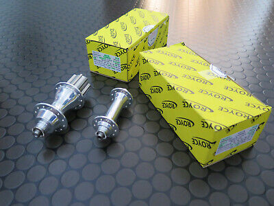 ROYCE HUBS: Campagnolo Venus REAR Ultra Light FRONT Brand New BNIB • 375£