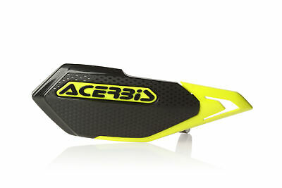 Acerbis X-elite Mtb Handguards Yellow/black Mountain Bike, Downhill Mtb E-bike • 35.99£