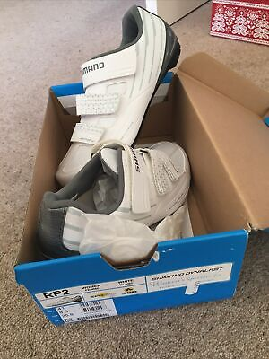 Shimano Womans Road Race Shoes 41 BRAND NEW BOXED • 45£