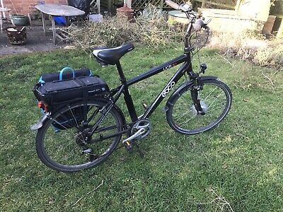 Electric Bike EBCO British Made With Good Range Plus Battery • 240£