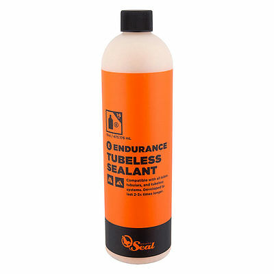 Orange Seal - Endurance Tubeless Tyre Sealant - 16oz • 19.99£