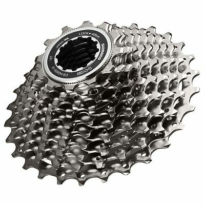 Shimano Tiagra HG500 10 Speed Road Bike Cassette 11-32 • 28.99£