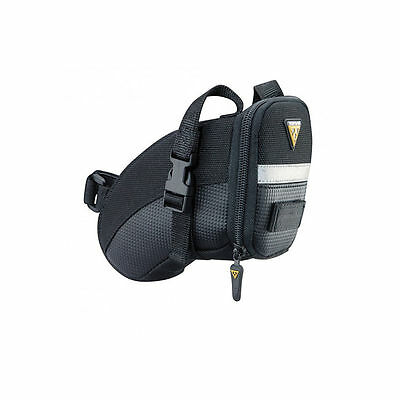 Topeak Aero Wedge Pack - Strap - Saddle Bag • 12.99£