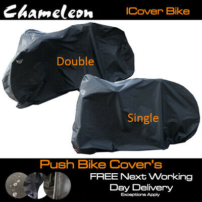 Heavy Duty 100% Waterproof Bicycle Protective Cover Premium Oxford Material  • 28£