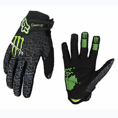 Cycling Gloves Full Finger Motocross Enduro BMX MTB MX DH Mountain Bike Racing 8 • 15.99£