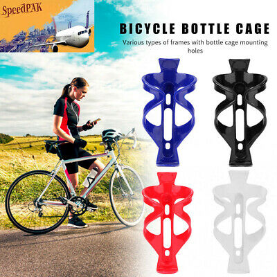 Mountain Road Bike Bottle Holder Cycling Bottle Cage Bicycle MTB Accessories UK • 1.99£