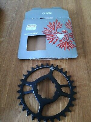 NEW SRAM NX Direct Mount 30 T  X-Sync Chainring_9/10/11/12-speed. 6 Mm Offset • 10£