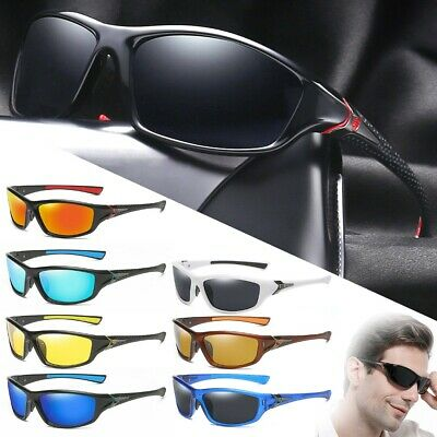 NEW Polarized Sunglasses Outdoor Sports Cycling Driving Fishing Glasses Eyewear • 5.89£