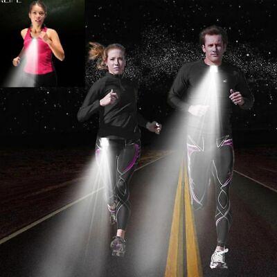New Running/cycling  Lights Rechargeable Battery,,4 Modes,20 Meter Area Flash • 9.99£