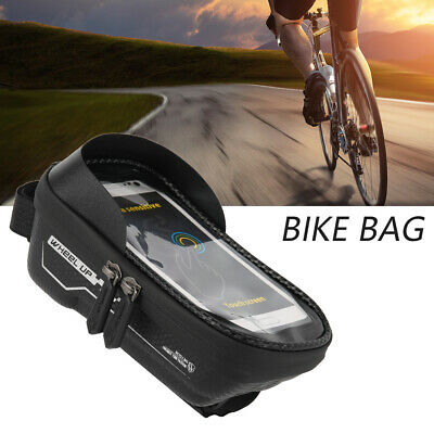 Waterproof Bicycle Bike Mount Phone Holder Case Bag Pouch Cover For Mobiles GB • 8.99£