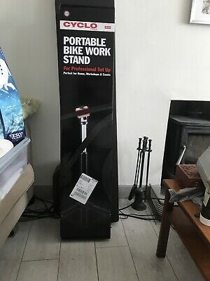 Cyclo Portable Work Stand  Without Clamp  • 100£