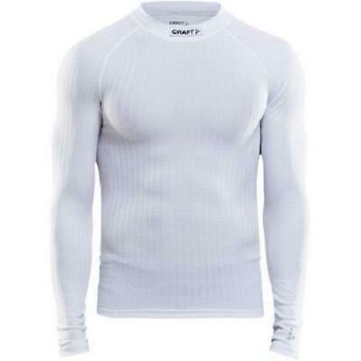BASE LAYER : Craft Active Extreme Men's Crew Neck L/S Base Layer [M] • 17.99£