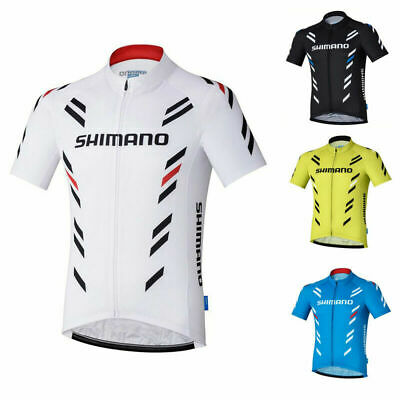 New Mens Team Cycling Jersey Cycling Short Sleeve Jerseys Bicycle Jersey • 13.29£