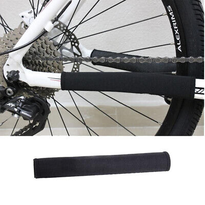 3 Pieces Neoprene Bike Bicycle Chainstay Frame Protector Cover Chain Stay Guard • 1.99£