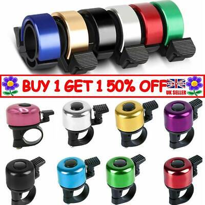Sporting Goods Cycling Bike Accessories Bicycle MTB Scooter Safety Bell Horn TT • 3.65£