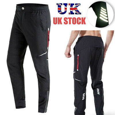 Outdoor Cycling Pants Men Women Sport Casual Trousers Breathable Quick Dry MTB • 18.99£