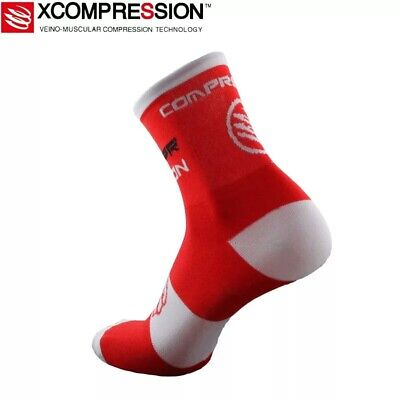 New Style Performance  Cycling Socks Black Size 6-12 Mens Or Womens,uk Seller. • 4.49£