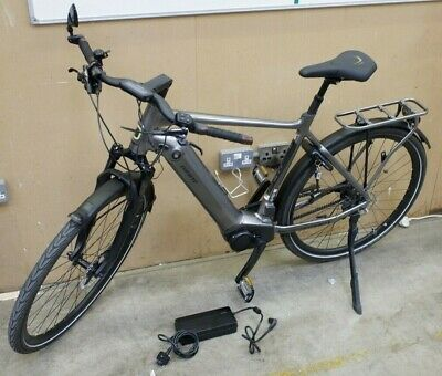 Giant Dailytour E+ 1 Electric Bike Anthracite Grey Lge *COLLECTION* (Hospiscare) • 940£
