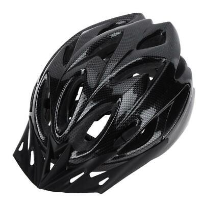 Protective Mens Adult Road Cycling Safety Helmet MTB Mountain Bike Bicycle Cycle • 8.99£