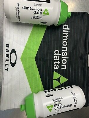 Team Dimension Data Bottles And Wash Bag! • 13.95£