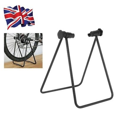Bike Stand Adjustable Floor Parking Display Rack Bicycle Storage Folding Holder • 7.39£