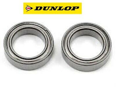 TWO DUNLOP 61904-2Z (6904Z) THIN SECTION TOP QUALITY BEARINGS 20 X 37 X 9mm 6904 • 4.75£
