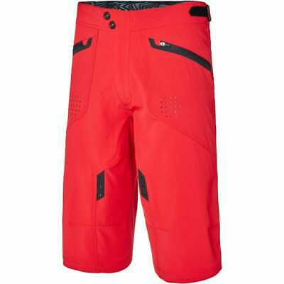 Madison Flux Gents Riding, Mountain Biking, Cycling, Baggy Shorts, Red. • 34.99£
